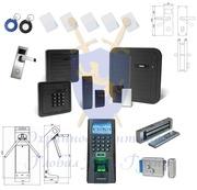 Системы контроля и управления доступом - установка,  настройка,  сервис