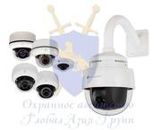 Видеонаблюдение - установка,  настройка,  сервис