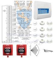 Пожарная сигнализация - установка,  настройка,  сервис